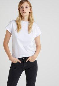 Won Hundred - PROOF - T-shirt basic - white - 0