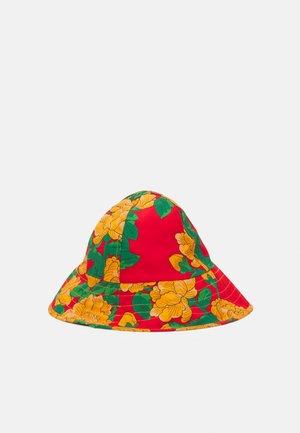 PEONIES SUN HAT UNISEX - Hat - red