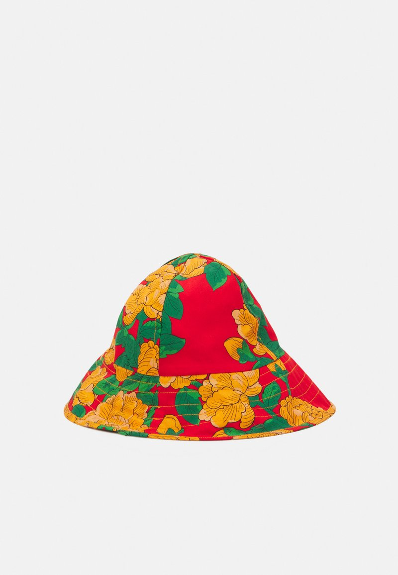 Mini Rodini - PEONIES SUN HAT UNISEX - Hut - red