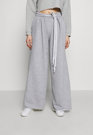 Tracksuit bottoms - gray