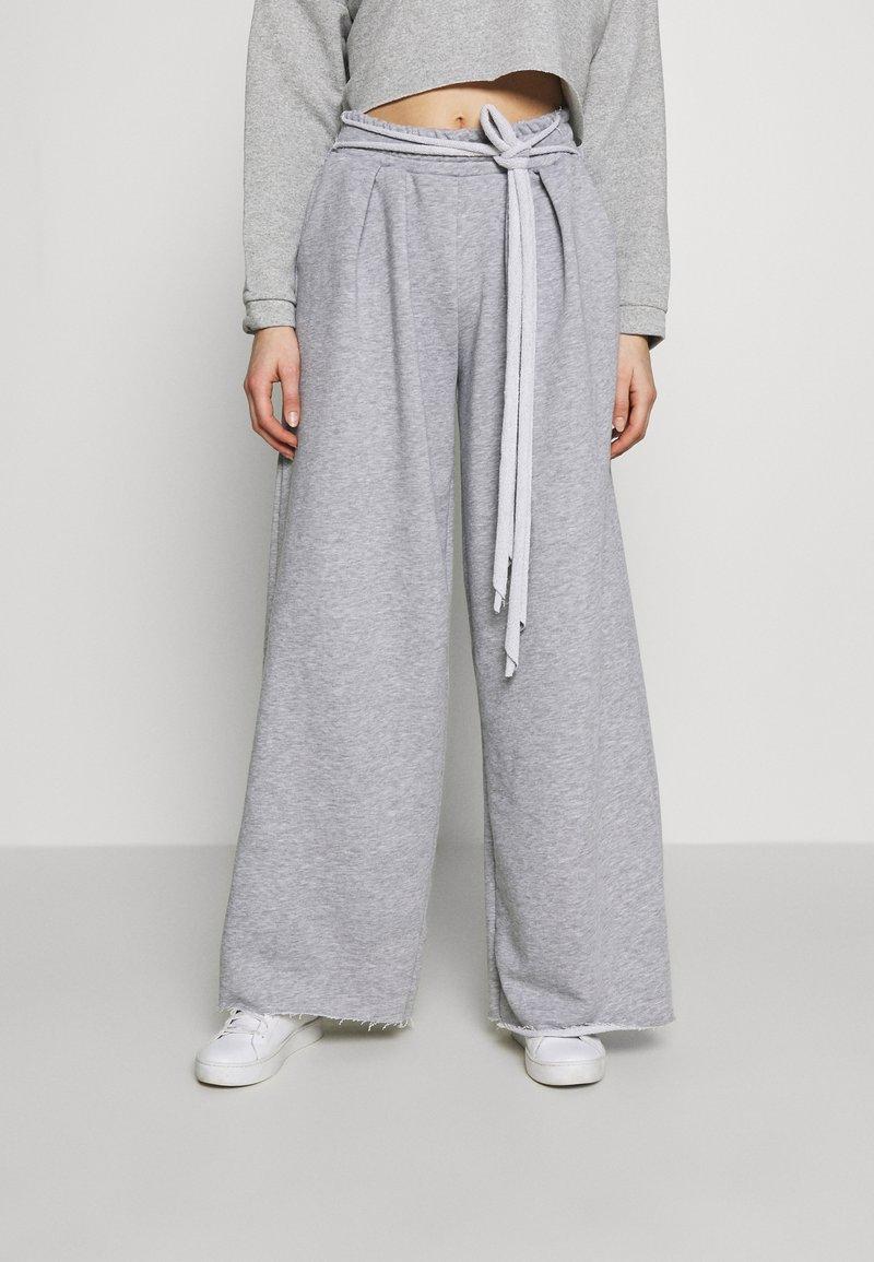 Trendyol - Joggebukse - gray