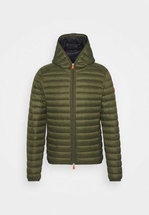 DONALD HOODED JACKET - Light jacket - dusty olive