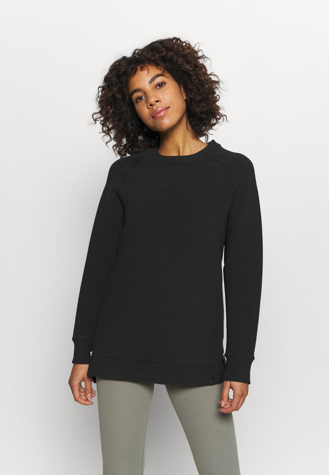 MANNING - Sweatshirt - black