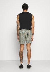 Redefined Rebel - ELIAN - Shorts - thyme - 2