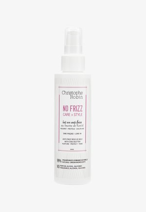 ANTI-FRIZZ RESCUE MILK WITH SHEA BUTTER - Lacca - -