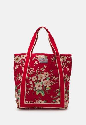 WEBBING TOTE - Tote bag - red