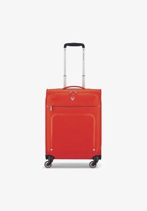 LITE PLUS 4-ROLLEN KABINENTROLLEY - Trolley - rosso