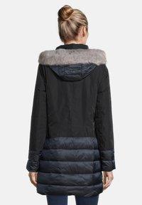 Amber & June - MET PLUCHE - Winter jacket - india ink - 2