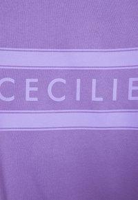 CECILIE copenhagen - MANILA - Mikina - blueberry - 2