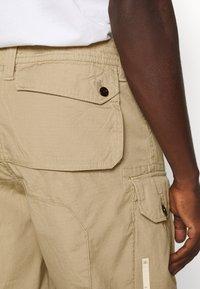 G-Star - JUNGLE CARGO - Shorts - vintage ripstop - sahara - 3