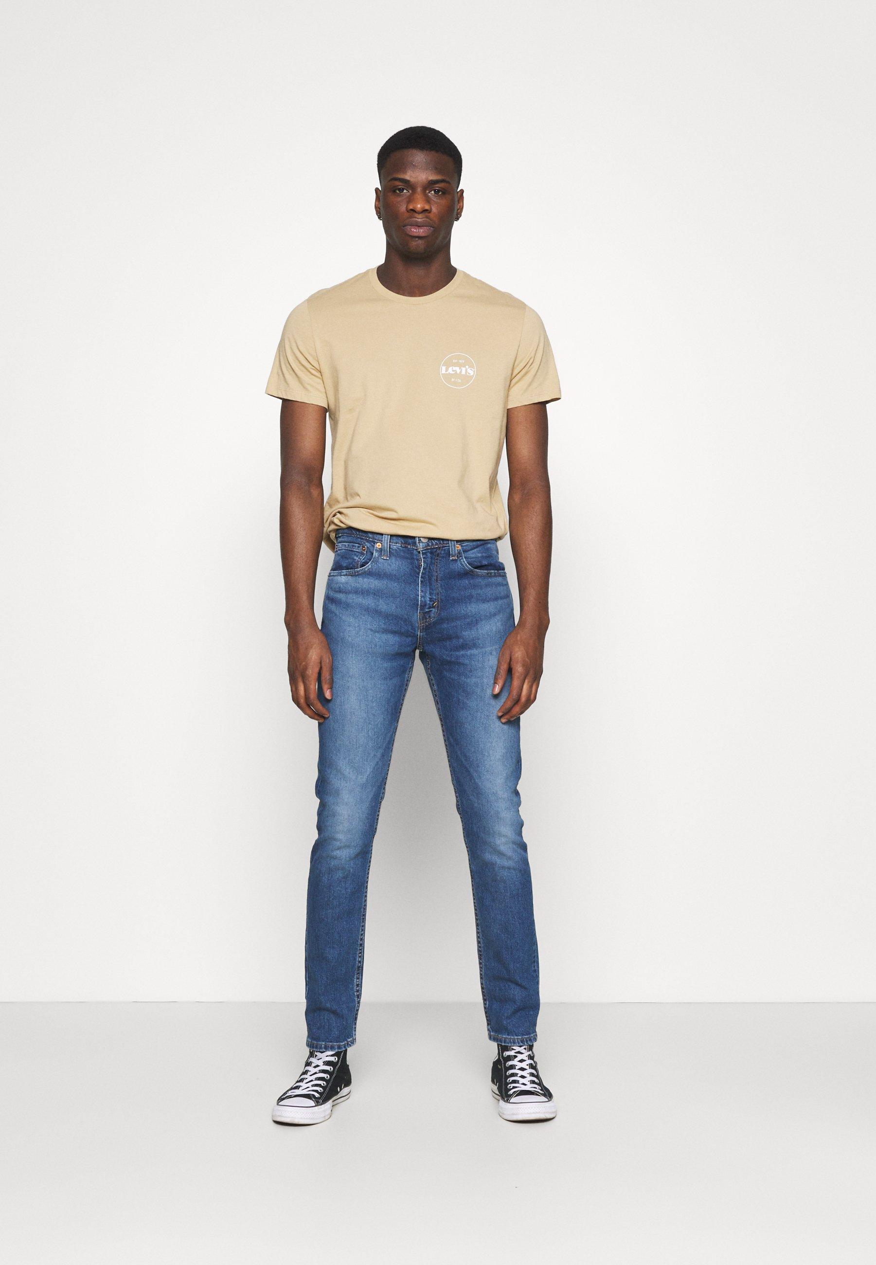 Men CREWNECK GRAPHIC 2 PACK - Print T-shirt