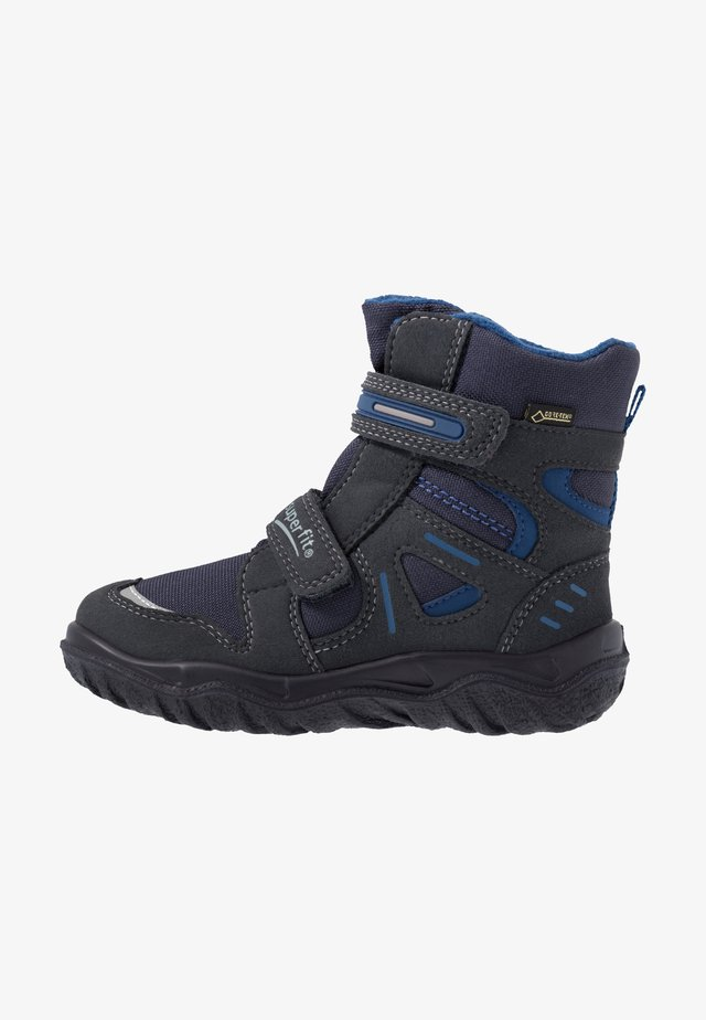 HUSKY - Winter boots - blau