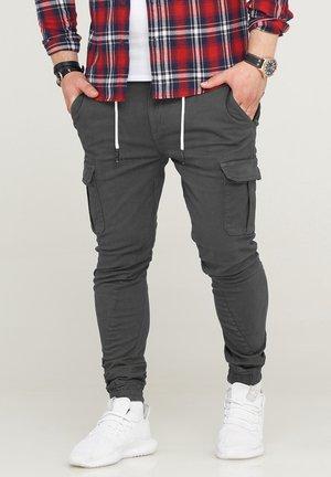 MPVEGAS - Cargo trousers - dunkelgrau