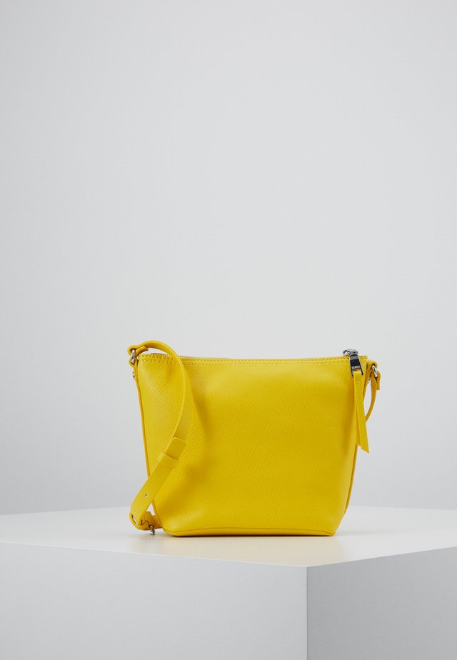 DEBBY  - Across body bag - yellow