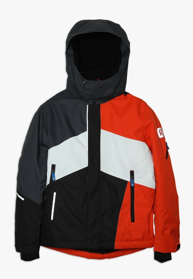 LAKS - Chaqueta de snowboard - orange