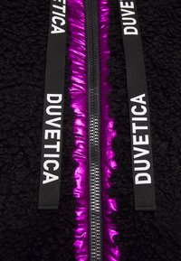 Duvetica - ALYA - Gewatteerde jas - nero/orchidea - 4