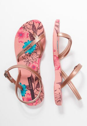FASHION  - Pool shoes - pink