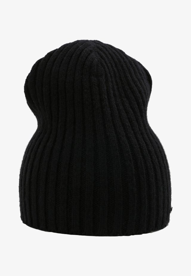 GEILO - Beanie - black