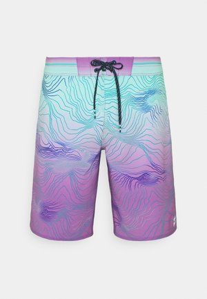 RESISTANCE PRO - Swimming shorts - light aqua