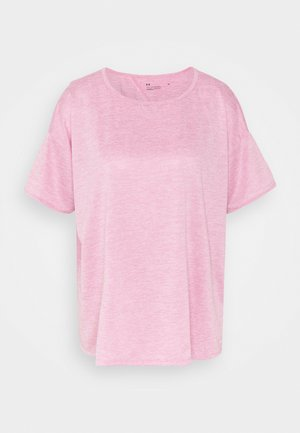 TECH VENT  - Basic T-shirt - planet pink