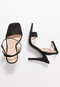 Glamorous Wide Fit - High heeled sandals - black - 3