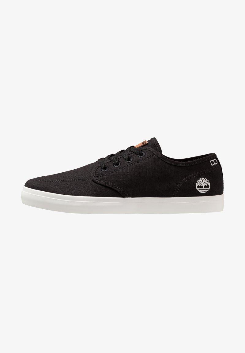 Timberland - UNION WHARF - Sneakersy niskie - black