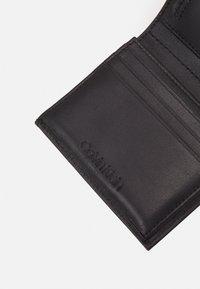 Calvin Klein - TRIFOLD COIN - Peněženka - black - 3