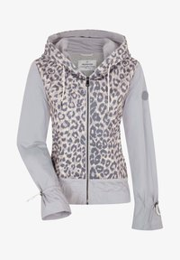 Milestone - Zip-up sweatshirt - taupe - 0