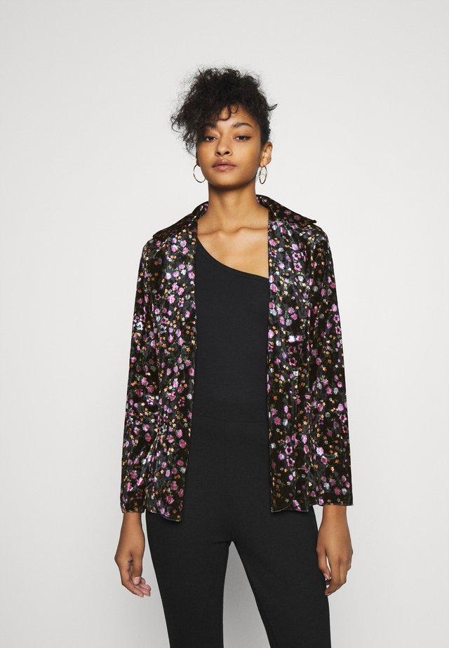 YOUNG LADIES JACKET - Blazer - cravate black
