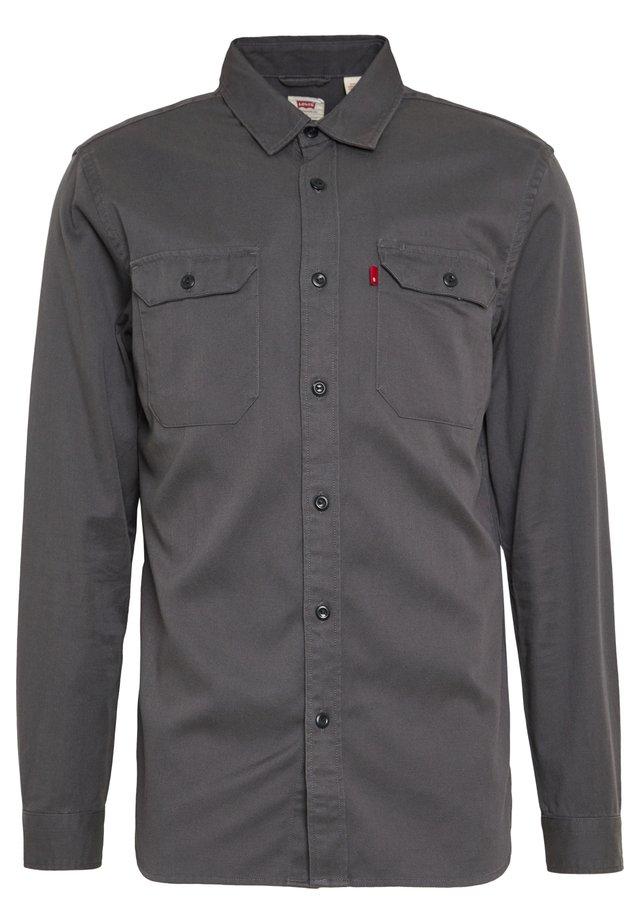 JACKSON WORKER - Shirt - forged iron