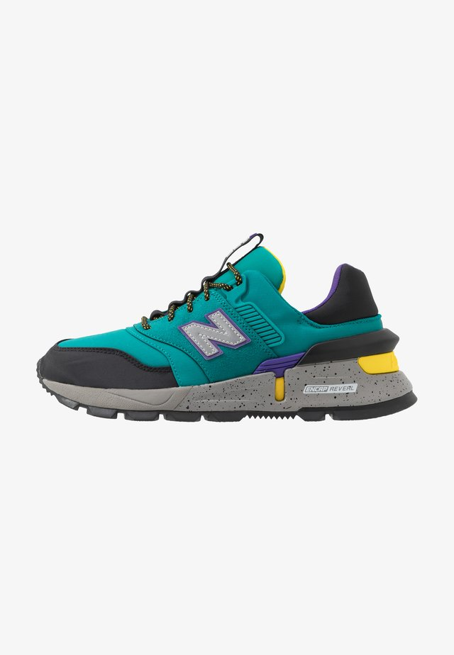 997 S - Trainers - green/black