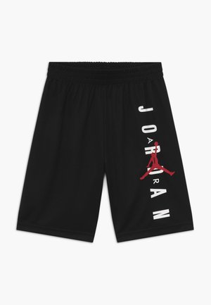 JORDAN  - Pantalón corto de deporte - black