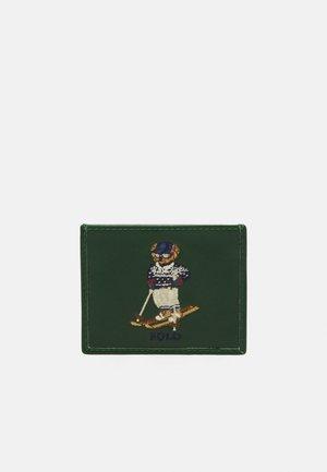 CARD CASE SMALL UNISEX - Peněženka - green