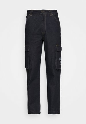 BAGGY - Relaxed fit jeans - dark blue