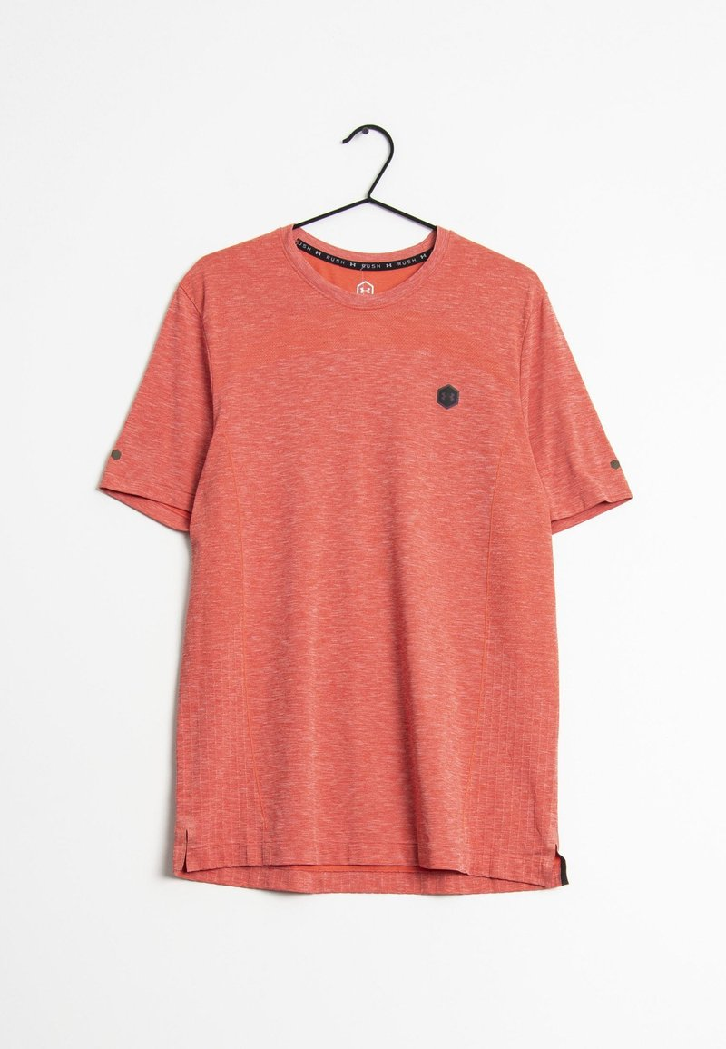 Under Armour - T-shirt imprimé - red
