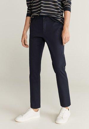 PRATO - Pantalon classique - bleu marine