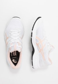 ASICS - GEL-CONTEND - Zapatillas de running neutras - white/breeze - 1