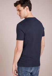 BOSS - TALES - Basic T-shirt - dark blue - 2