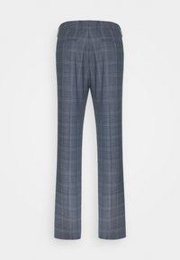 Matinique - CHECK STRETCH - Suit - dust blue - 10