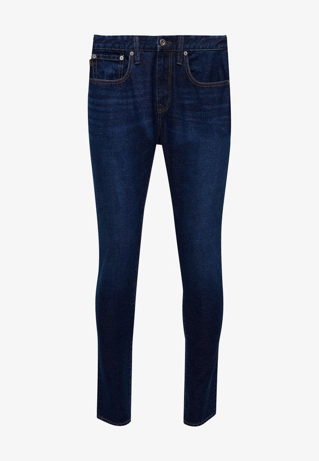 Jeans slim fit - salem worn mid blue
