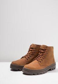 Palladium - PALLABOSS MID - Lace-up ankle boots - sunrise - 2