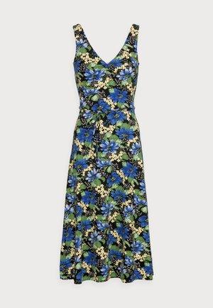 ANNA DRESS PACIFICA - Jersey dress - river blue