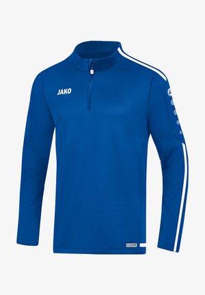 STRIKER 2.0 ZIPTOP - Sweatshirt - blauweiss