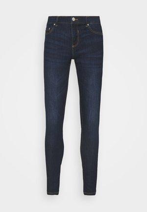 ONLEMMI - Jeans Skinny Fit - dark blue denim