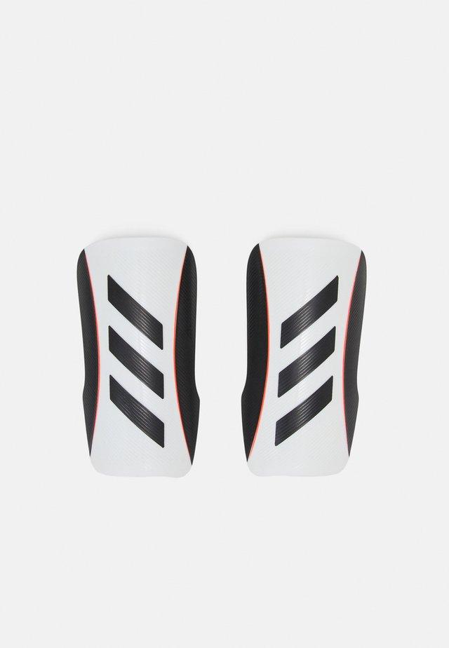 TIRO UNISEX - Scheenbeschermers - white/black