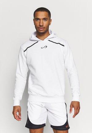 SUDADERA RUSH - Sweatshirt - white