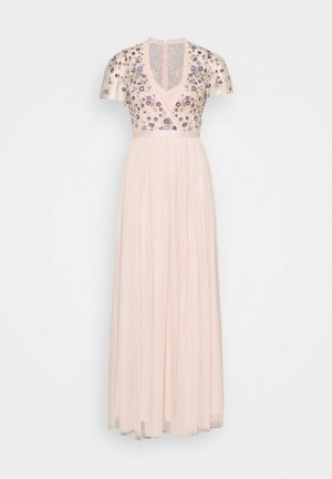 PRAIRIE FLORA BODICE MAXI DRESS - Occasion wear - pink encore