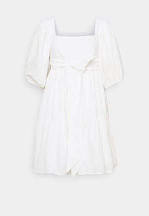 MAEVE DRESS - Day dress - white