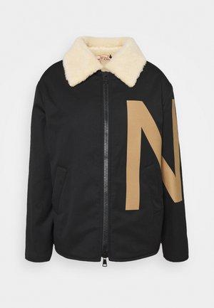 Winter jacket - nero