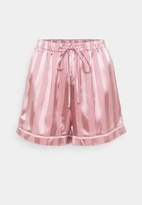 Missguided - STRIPED SHIRT AND SHORTS - Pyjamas - pink - 3